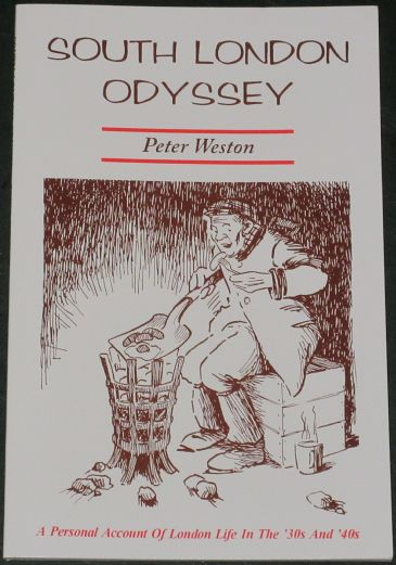 South London Odyssey, by Peter Weston